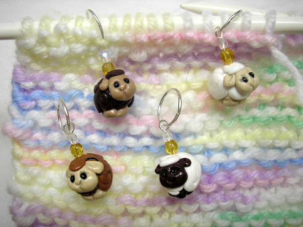 Stitch Markers Creations Jacqueline Knitting Needles